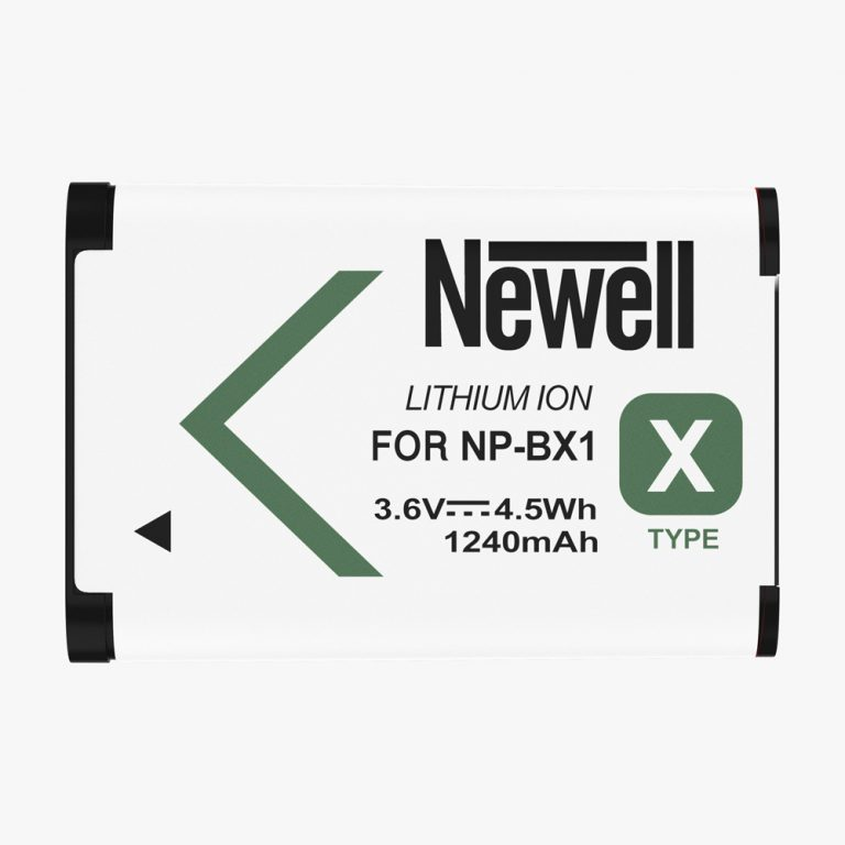 Newell Battery NP-BX1