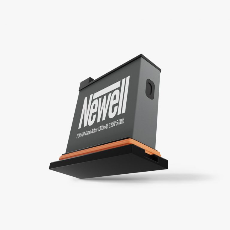 Newell AB1 battery for Osmo Action