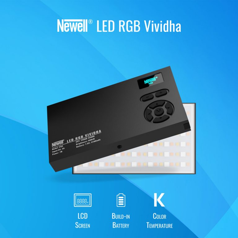 Vividha Newell RGB LED Light